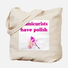 Manicurist / Nail Tech Tote Bag