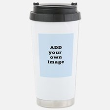 Add Image Travel Mug