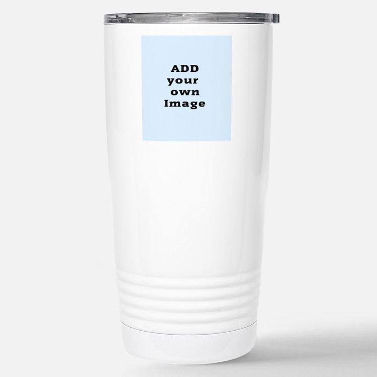 Add Image Travel Mug