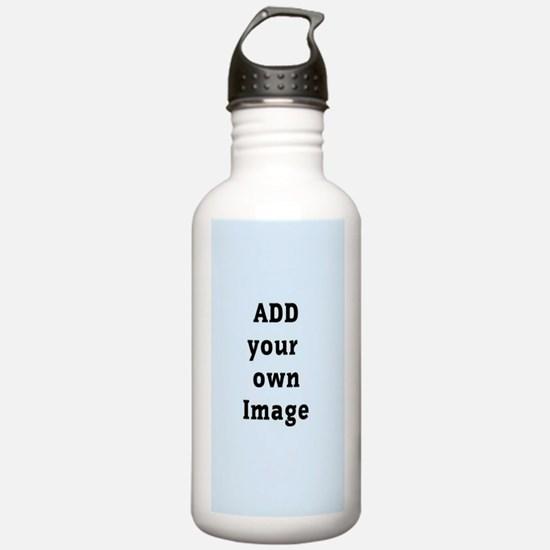 Add Image Water Bottle