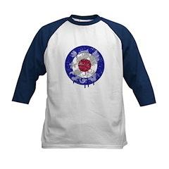 Mod Target Vintage Dragon Kids Baseball Jersey