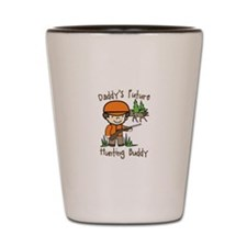 Hunting Buddy Shot Glass