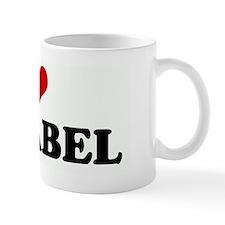 I Love ANNABEL Mug