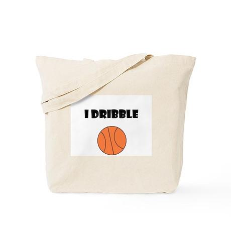I DRIBBLE Tote Bag