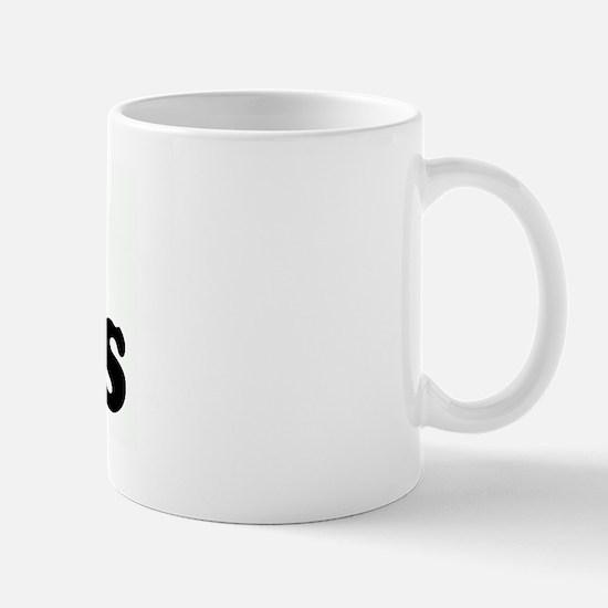 I Love LEEDS Mug
