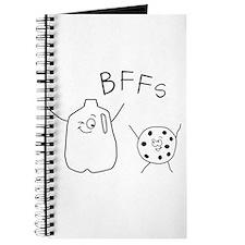BFFs Milk cookies Journal