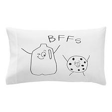BFFs Milk cookies Pillow Case