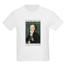 olc teal bold draft 2 T-Shirt