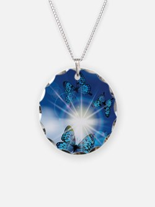 Unique Butterfly Necklace