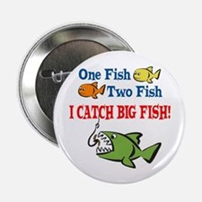 One Fish Two Fish I Catch Big Fish! Button