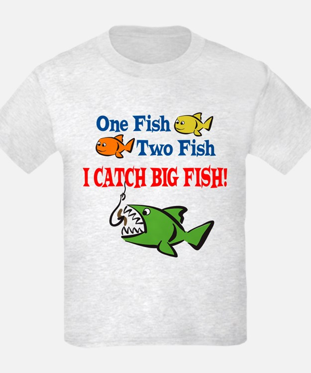 One fish two fish t shirts shirts tees custom one for Two fish apparel