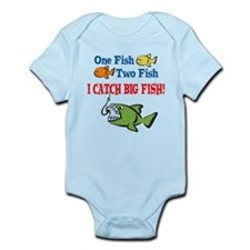 One Fish Two Fish I Catch Big Fish! Infant creeper