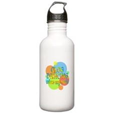 Clog Dancing Colors My Water Bottle