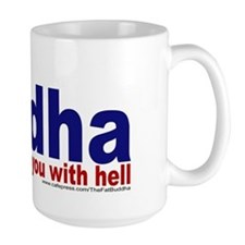 ...won't threaten you with he Mug