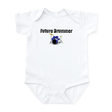 Future Drummer Infant Bodysuit
