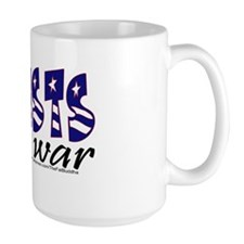Buddhists against war Mug