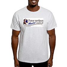 Serious Monkey Mind T-Shirt