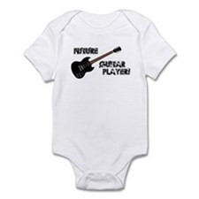 Future Guitar Player Infant Bodysuit