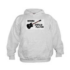 Future Guitar Player Hoodie