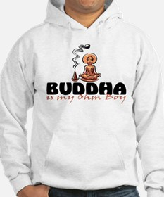 Buddha is my ohm boy Jumper Hoody