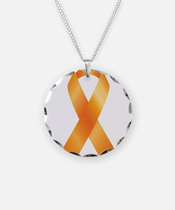 Cute Kidney cancer awareness Necklace
