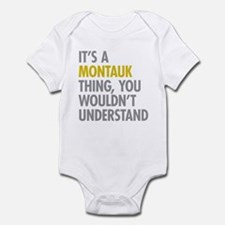 Its A Montauk Thing Infant Bodysuit