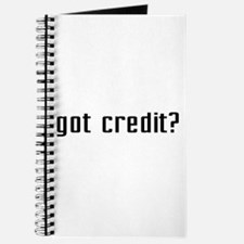 Got Credit? Journal