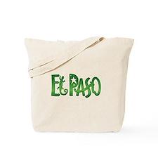 Cute El paso texas Tote Bag