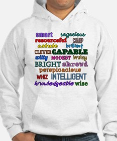 Smart and Modest Hoodie