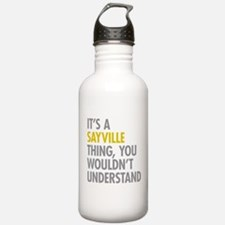 Its A Sayville Thing Water Bottle