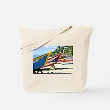 Fishing Boats, Puerto Rico Tote Bag