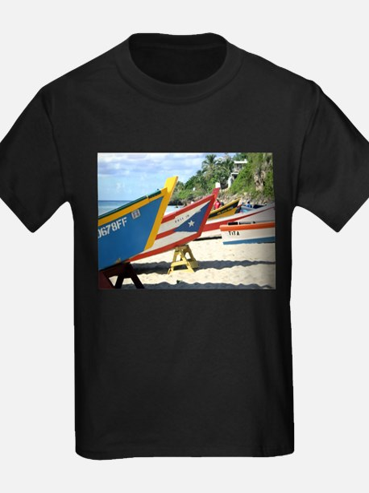 Fishing Boats, Puerto Rico T