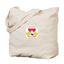 Hitched Chicks 2 Tote Bag