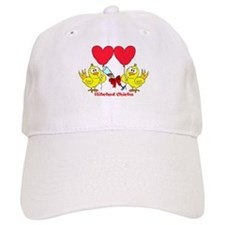 Hitched Chicks 2 Baseball Cap