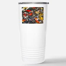 Unique Koi Travel Mug