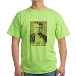 Robert LeRoy Parker Green T-Shirt