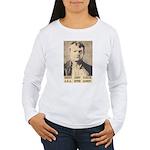 Robert LeRoy Parker Women's Long Sleeve T-Shirt