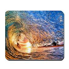 Summer Wave Mousepad