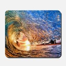Summer Wave Mousepad