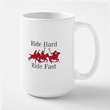 Ride Hard Mugs