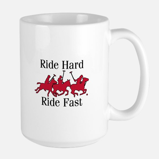 Ride Hard Mugs