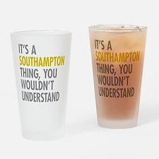 Southampton Drinking Glass