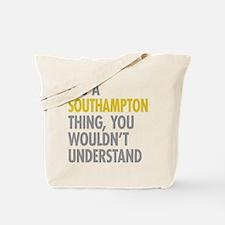 Southampton Tote Bag