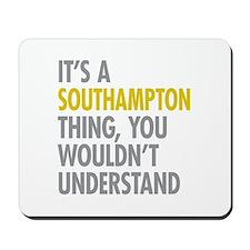 Southampton Mousepad