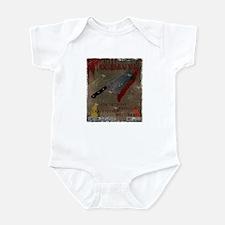 Movie Humor shirts Sopranos Cleaver Infant Bodysui