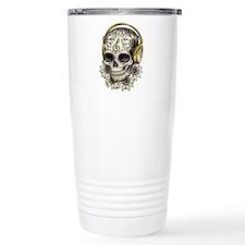 Sugar Skull 008 Travel Mug