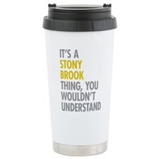 Its A Stony Brook Thing Travel Mug