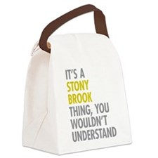 Its A Stony Brook Thing Canvas Lunch Bag