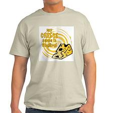 Cheese Sense Tingling T-Shirt