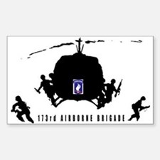 173rd AIRBORNE Decal